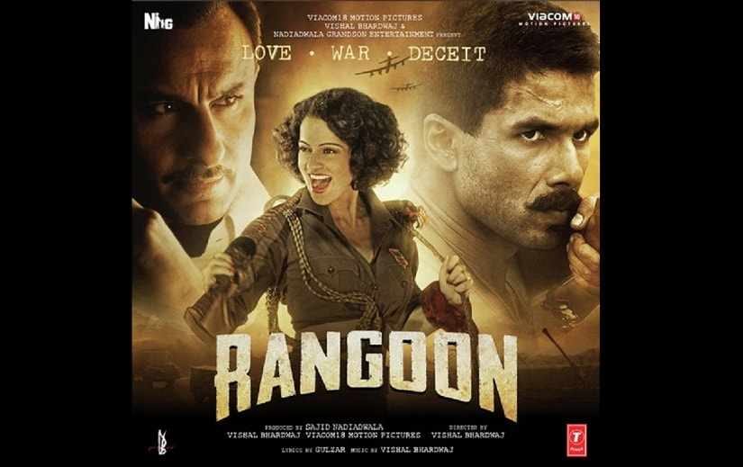 Wadia Movietone has sought a stay on the release of Rangoon