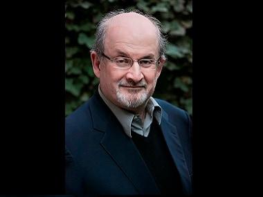 Salman Rushdie. Photo by Beowulf Sheehan