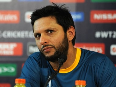 Shahid Afridi, Shoaib Malik, Thisara Perera named in World XI side for T20I fund-raiser against West Indies