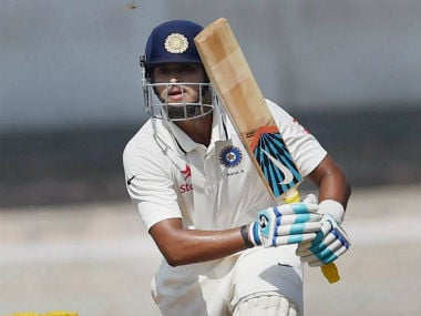 Shreyas Iyer hit 27 fours in his career-best score of 202 not out. PTI