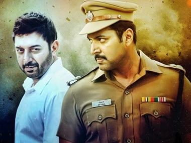 Bogan review: This average film belongs wholeheartedly to Arvind Swamy