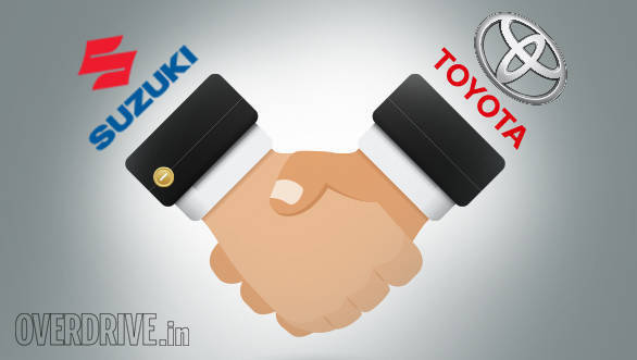 Suzuki and Toyota confirm automobile partnership