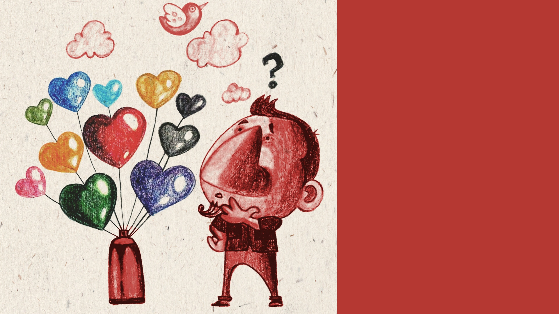 What we talk about, when we talk about love