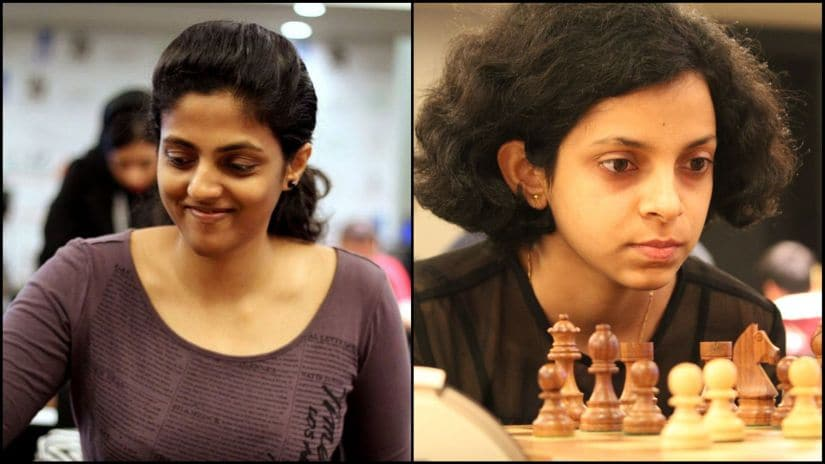 Harika Dronavalli and Padmini Rout are the two Indian participants at the event (photo by Amruta Mokal)