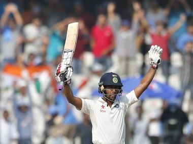 India vs Australia: Wriddhiman Saha calls Ranchi hundred the best among his international centuries