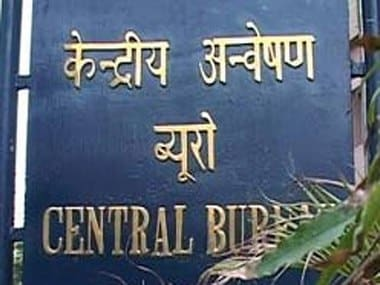 File image of Central Bureau of Investigation. News18