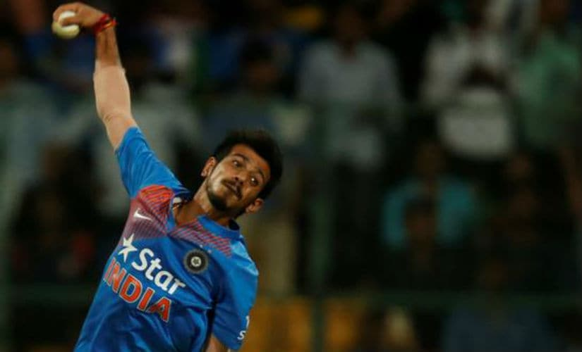 Yuzvendra Chahal showed what a leg-spinner is capable of in the T20I series against England. Reuters