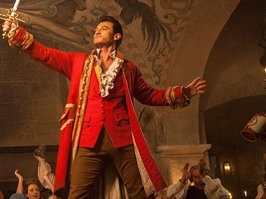Beauty and the Beast: Luke Evans sings his own praises in a new track from the film