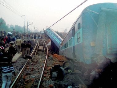 Mahakaushal Express accident: At least 52 injured after six coaches derail, railways order probe