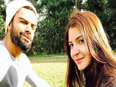 Virat Kohli and Anushka Sharma. Instagram