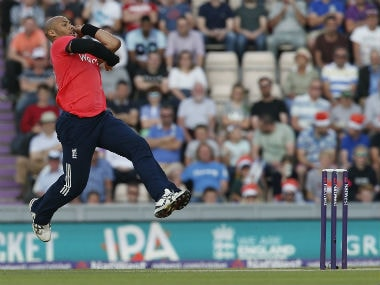 England pacer Tymal Mills was bought by RCB for Rs 12 crore. AFP