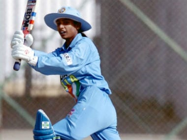 File photo of Mithali Raj. AFP
