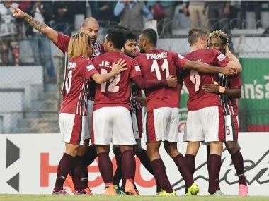 I-League roundup: Mohun Bagan salvage late point against Mumbai FC, Bengaluru FC held again