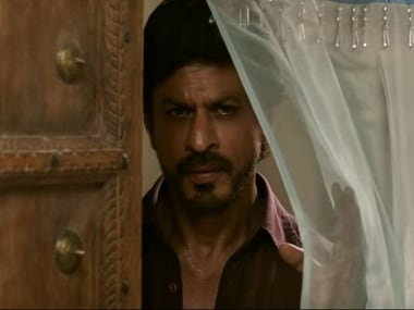 Shah Rukh Khan in a still from Halka Halka. YouTube