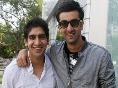 Ayan Mukerji and Ranbir Kapoor. Twitter