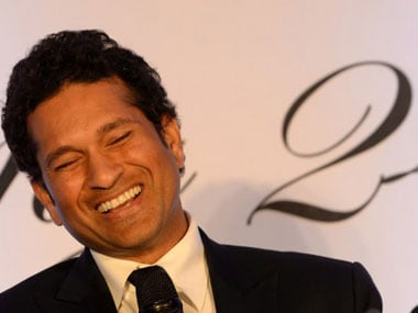 File image of Sachin Tendulkar. AFP