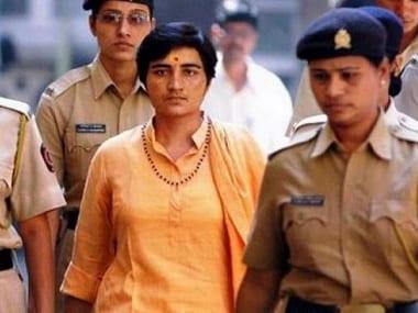 Malegaon blast victim's father moves EC to ban accused Sadhvi Pragya Singh Thakur from contesting Lok Sabha polls