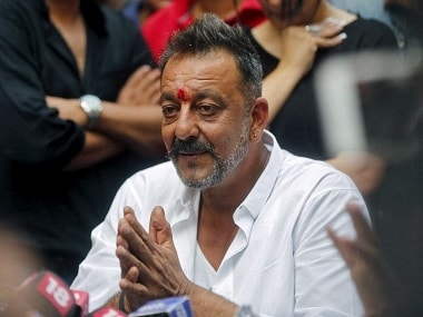 File image of Sanjay Dutt. Image Courtesy: CNN-News18