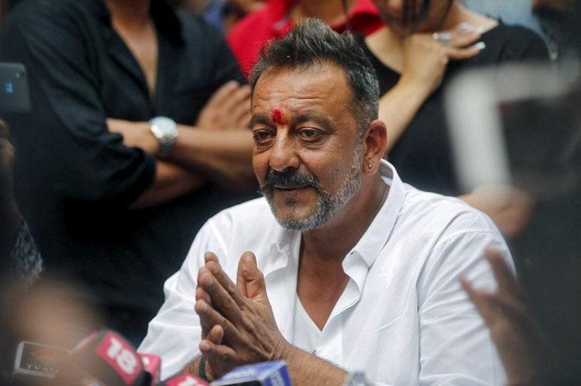 File image of Sanjay Dutt. Image Courtest: CNN-News18