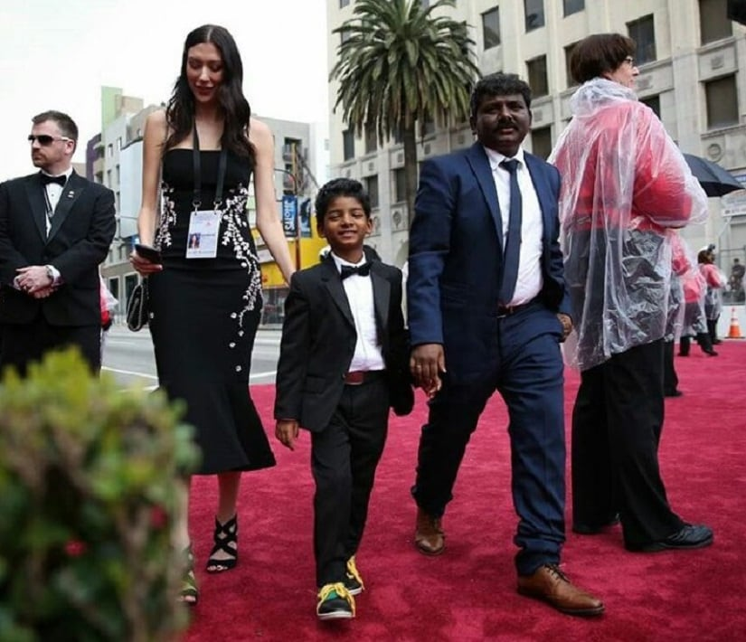 Sunny Pawars winning appearance at the Oscars 2017: How the Lion child star got his big break