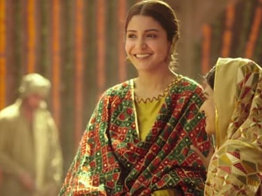 Anushka Sharma in a still from Whats Up. YouTube