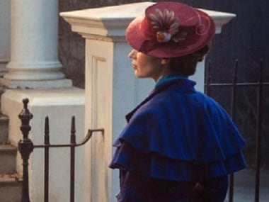 Marry Poppins revival: Here's the first look of Emily Blunt as the magical nanny