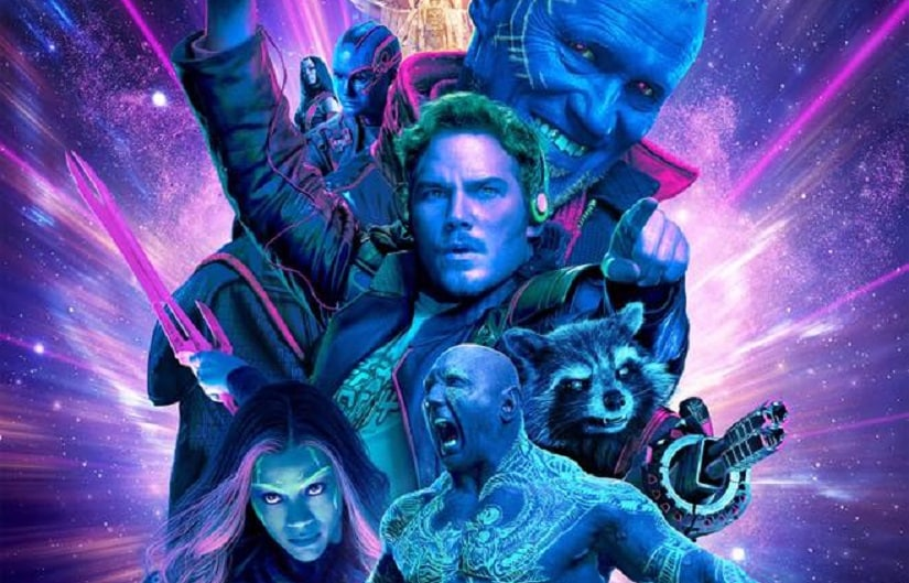 Guardians of the Galaxy 2. Image from Facebook