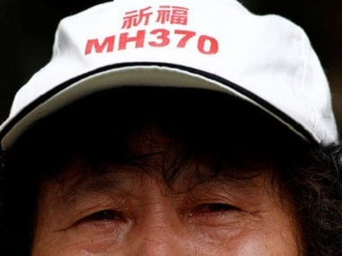MH370: Families of passengers launch campaign to fund search for missing jet