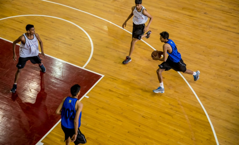 NBA Academy attempts to woo cricket loving India and finds new admirers from unexpected quarters