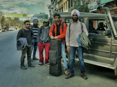 Menwhopause, Delhi's 15-year-old rock 'n' rollers to head to SXSW festival in Austin