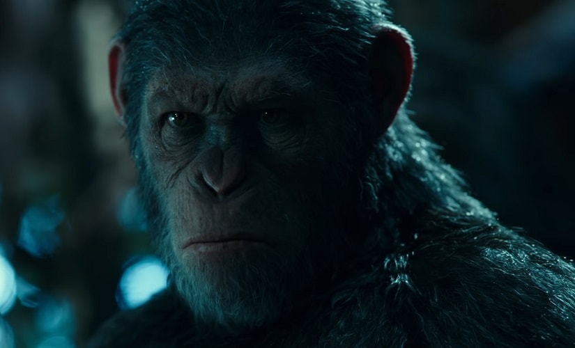 War for the Planet of the Apes trailer: Humans are endangered by an army of apes in this film