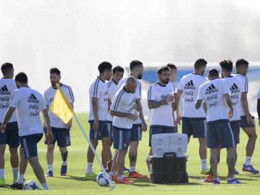 World Cup qualifiers: Argentina face tough Chile test, leaders Brazil take on Uruguay