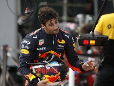 Australian Grand Prix: Daniel Ricciardo penalised five grid places for costly crash in qualifying