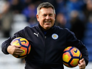 Craig Shakespeare confident of not losing players before the transfer window closes. Getty Images
