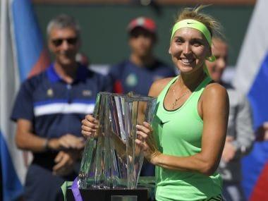 Indian Wells: Elena Vesnina defeats Svetlana Kuznetsova to win biggest title of her singles career