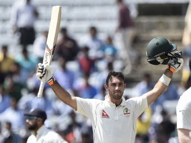 India vs Australia: Glen Maxwell hopes century in Ranchi is not his last special moment in Test cricket