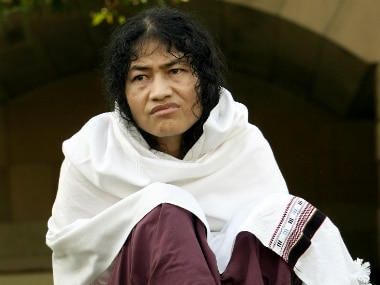 File image of Irom Sharmila. Reuters