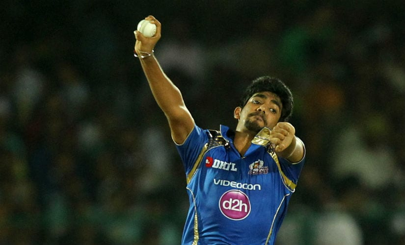 Jasprit Bumrah has been one of Mumbai Indians' best finds of recent times, and a lot will be expected of him in 2017 as well. Sportzpics