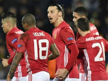 Europa League roundup: Manchester United earn first leg draw at Rostov, Lyon beat Roma