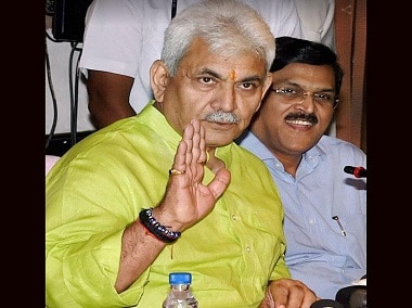 Uttar Pradesh: Manoj Sinha says not in race for UP CM post, but indications suggest otherwise
