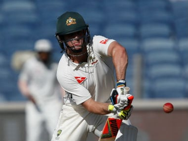 Mitchell Marsh scored 48 runs and took four wickets in the two Tests that he played in the ongoing tour of India. Reuters