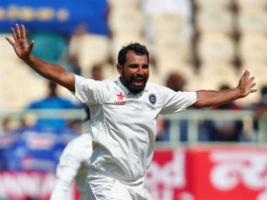 Mohammed Shami cleared of corruption charges by CoA; lands Grade 'B' contract with BCCI