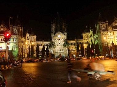The Chhatrapati Shivaji Terminus in Mumbai. PTI