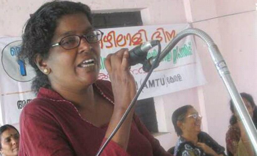 P Viji took it upon herself to make the lives of women better. Firstpost