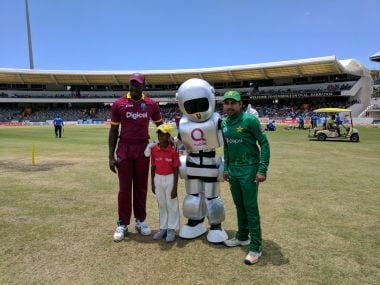 Pakistan take on West Indies in T20I series. Twitter@PCBOfficial