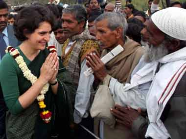 UP Election Results 2017: Poor Congress performance should bust Priyanka Gandhi myth once and for all