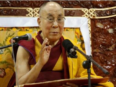 Tibet's exiled spiritual leader the Dalai Lama. Reuters