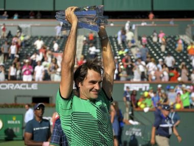 Indian Wells Masters: Roger Federer defeats Stan Wawrinka for record-equalling 5th title