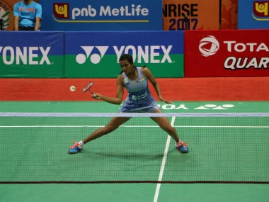 Highlights India Open 2017, badminton scores and updates: PV Sindhu sets up quarterfinal against Saina Nehwal