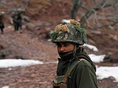 Indian soldiers unable to track militants at night in Kashmir, LoC due to near-blindness